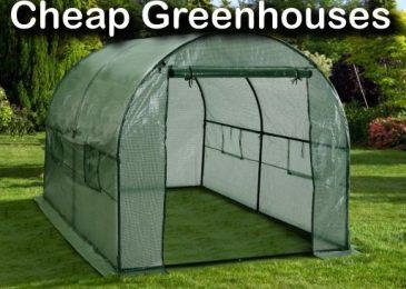Build A Cheap Greenhouse