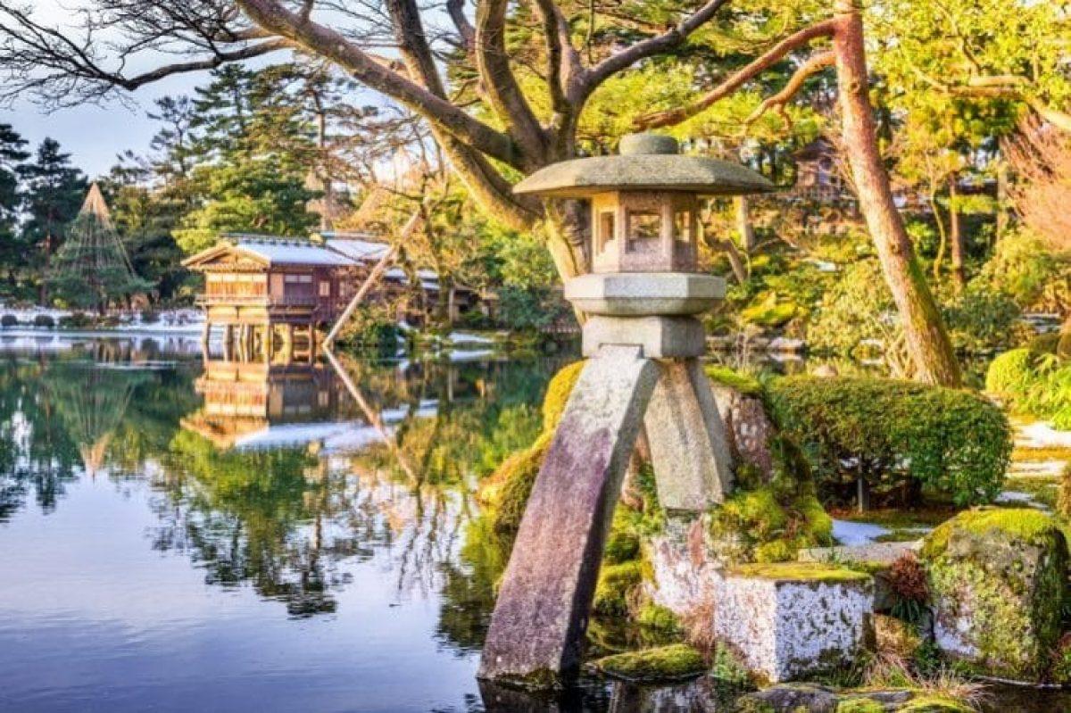 The Japanese Garden Concept And Design Elements Gardens Nursery