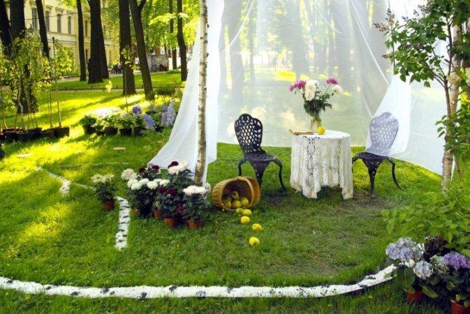 Landscape Design Ideas For backyards and Gardens
