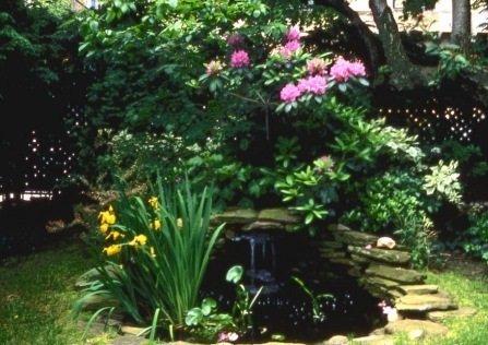 small garden design landscape idea 2
