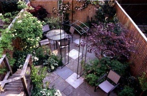 small garden design landscape idea 3