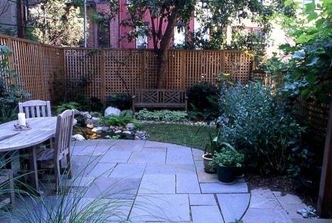 small garden design landscaping idea