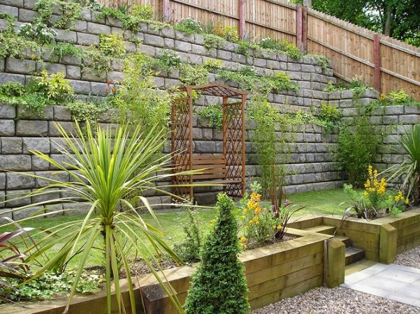 Retaining Wall: Build, Construction and Tips