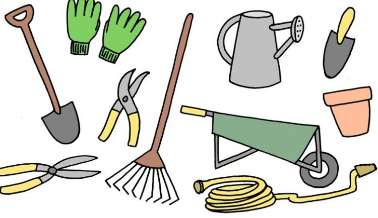 Gardening Tools Names To Choosing the Right Garden Tools