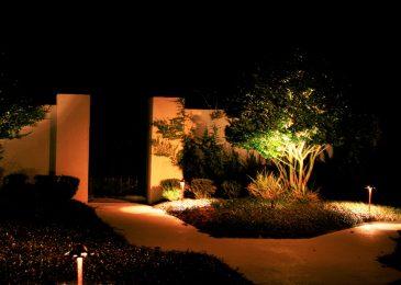landscaping light