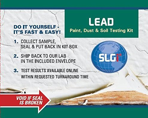 lead soil testing kit