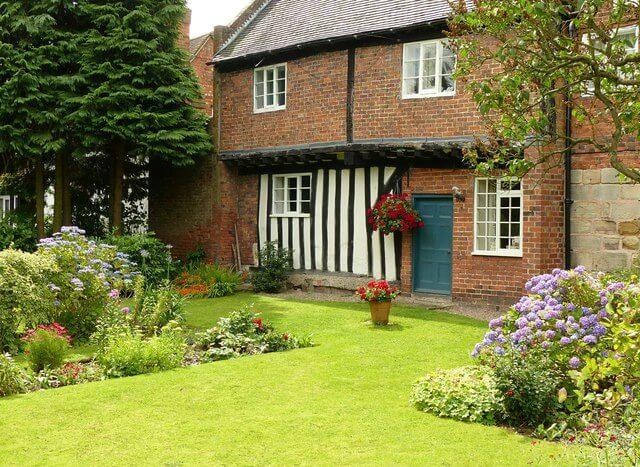 The English Garden Design - Tips and Tricks