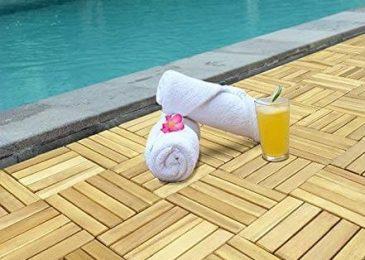 Acacia Hardwood swimming pool