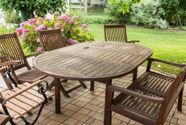 The Right Garden Furniture can Make or Break a Garden