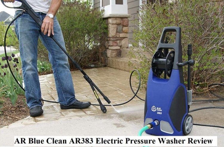 Ar Blue Clean Ar383 Electric Pressure Washer Review