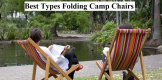 Best Types Folding Camp Chairs