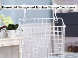Household Storage and Kitchen Storage Containers