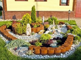How to Build a Rockery in your Home Garden