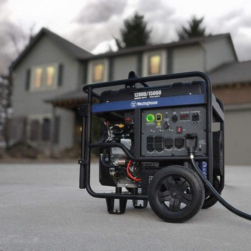 Westinghouse Generator 12000 - Portable Electric Generator Review