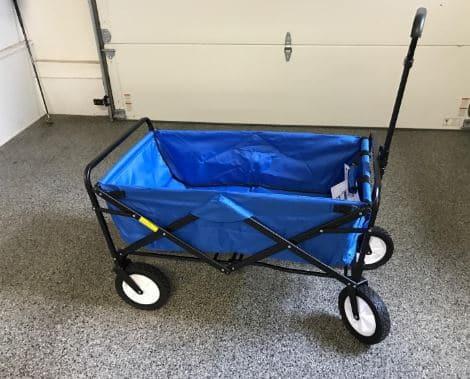 outdoor utility wagon