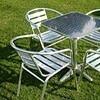 Aluminium Garden Furniture Care Tips