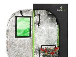 CoolGrows Hydroponic Grow Tent System