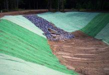 Landscape Erosion Control Blankets for Preventing Soil Erosion