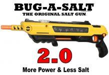 Bug a Salt FLY GUN - DIRECT FROM PATENT HOLDER
