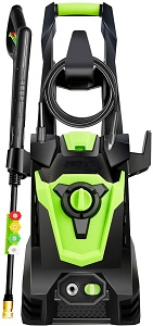 DuRyte 3500PSI 2.0GPM Electric Pressure Washer