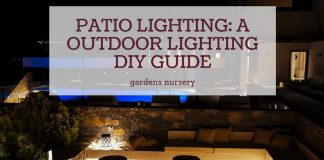 Patio Lighting A Outdoor Lighting DIY Guide