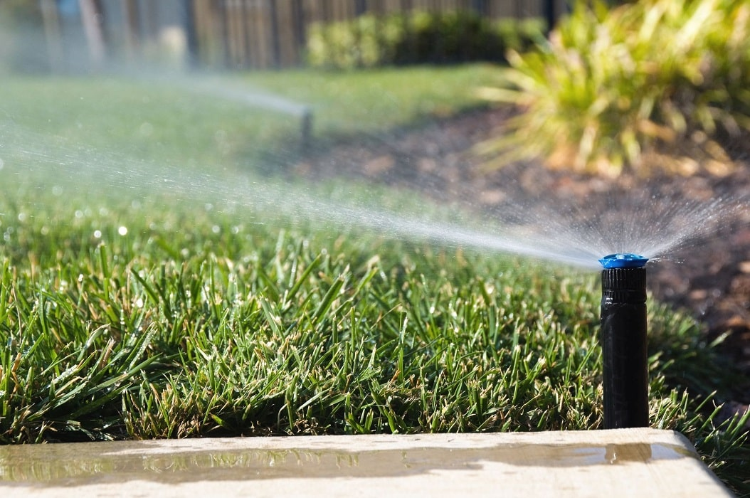 Irrigation Practice in Landscaping - Alternative View