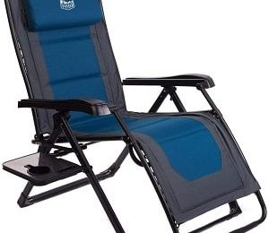 Double-purpose Folding Camp Chairs
