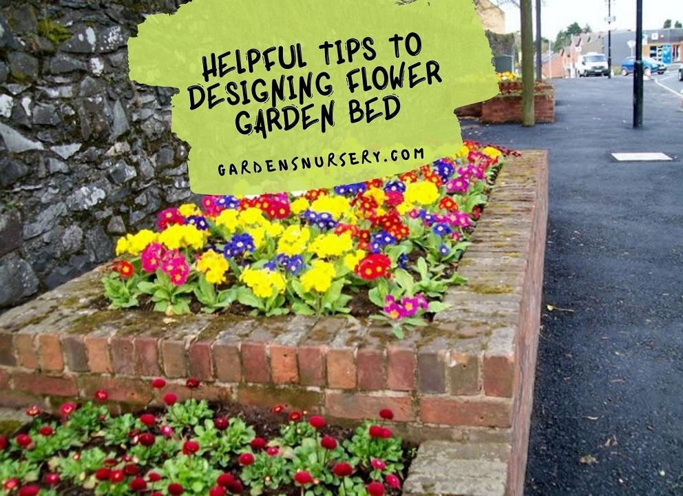 Helpful Tips To Designing Flower Garden Bed