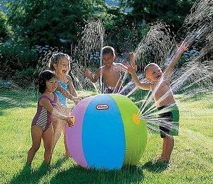 Ball Sprinklers