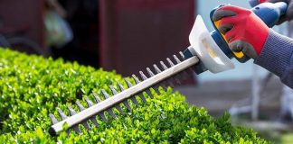 How to Sharpen Hedge Trimmers