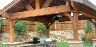 Outdoor Kitchen Designing Plans