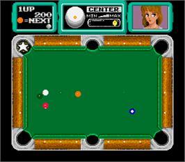 Pool Arcade Game