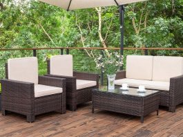 Renovate Outdoor Lawn Furniture for a New Look