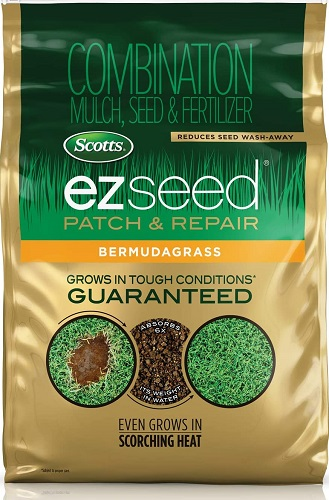 Scotts EZ Seed Patch and Repair Bermudagrass, 20 lb