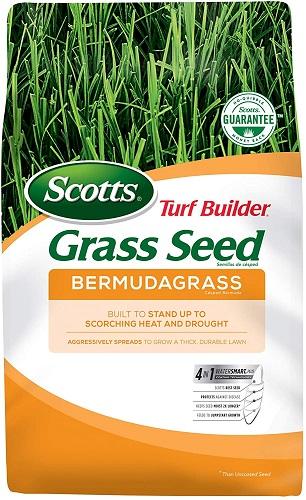 Scotts Turf Builder Grass Seed Bermudagrass, 5 lb
