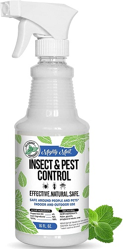 Mighty Mint - 16oz Insect and Pest Control Peppermint Oil