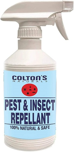 Organic Home Pest Control Spray Repellent – Mint -100% Natural -Peppermint Oil