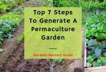 Top 7 Steps To Generate A Permaculture Garden