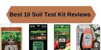 Best 10 Soil Test Kit Reviews