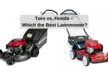 Toro vs. Honda – Which the Best Lawnmower