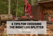6 Tips For Choosing The Right Log Splitter