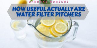 How Useful Actually Are Water Filter Pitchers