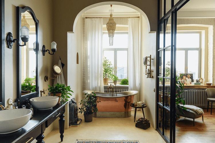 How to Create Your Own Garden Bathroom