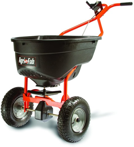 Agri-Fab 45-0462 Push Broadcast Fertilizer Spreader