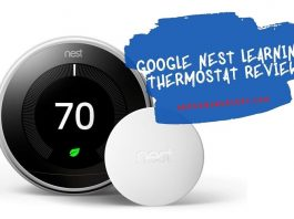 Google Nest Learning Thermostat Review