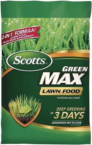 Lawn Fertilizer by Scotts-Green Max Lawn Food