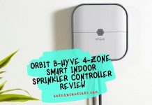 Orbit B-hyve 4-Zone Smart Indoor Sprinkler Controller Review