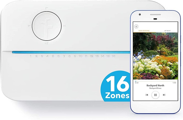 Rachio 3 Smart Sprinkler Controller, 16 Zone 3rd Generation