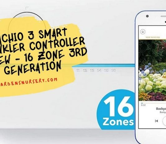 Rachio 3 Smart Sprinkler Controller Review - 16 Zone 3rd Generation