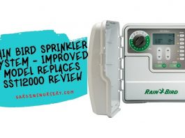 Rain Bird Sprinkler System - Improved Model Replaces SST1200O Review
